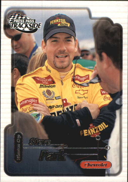 2000 Press Pass Trackside #1 Steve Park