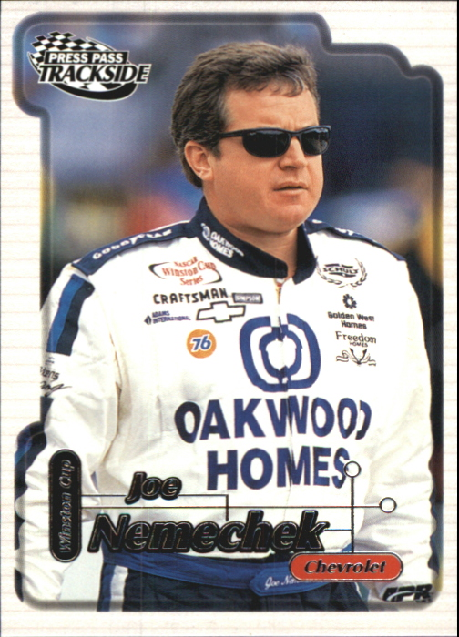 2000 Press Pass Trackside #10 Joe Nemechek