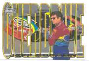 2000 Press Pass Optima Overdrive Square Cut #OD4 Jeff Gordon