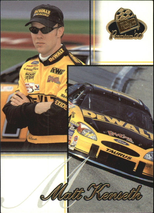 2000 Press Pass Premium #44 Matt Kenseth
