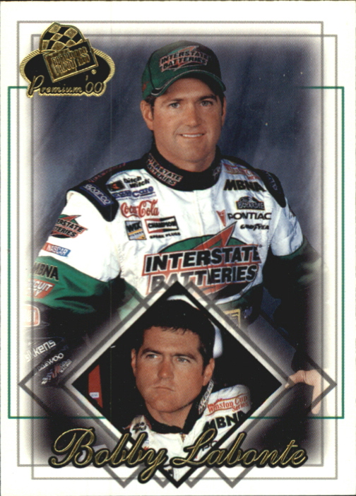2000 Press Pass Premium #P1 Bobby Labonte Promo