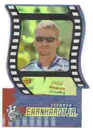 2000 Press Pass Showman Die Cuts #SM4 Dale Earnhardt Jr.