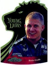 2000 Maxximum Young Lions #YL8 Kevin Grubb