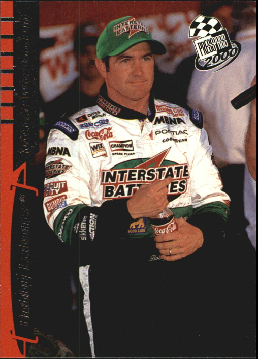 2000 Press Pass #2 Bobby Labonte