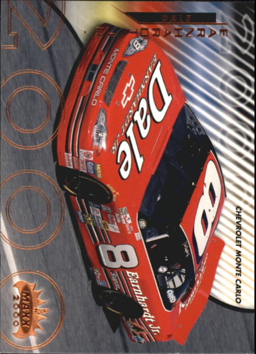 2000 Maxx #48 Dale Earnhardt Jr.'s Car