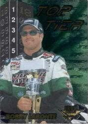 2001 Wheels High Gear Top Tier #TT1 Bobby Labonte
