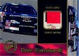 2001 VIP Sheet Metal Cars #SC3 Dale Earnhardt&#039;s Car
