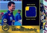 2001 VIP Sheet Metal Cars #SC10 Michael Waltrip's Car