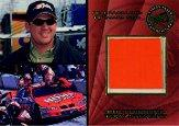 2001 Press Pass Trackside Pit Stoppers Cars #PSC2 Tony Stewart's Car/250