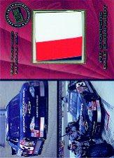2001 Press Pass Trackside Pit Stoppers Cars #PSC3 Dale Earnhardt's Car