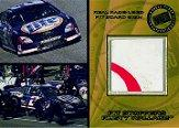 2001 Press Pass Trackside Pit Stoppers Cars #PSC5 Rusty Wallace's Car/70