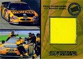 2001 Press Pass Trackside Pit Stoppers Cars #PSC9 Matt Kenseth's Car/250