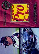 2001 Press Pass Trackside Pit Stoppers Drivers #PSD3 Dale Earnhardt/10