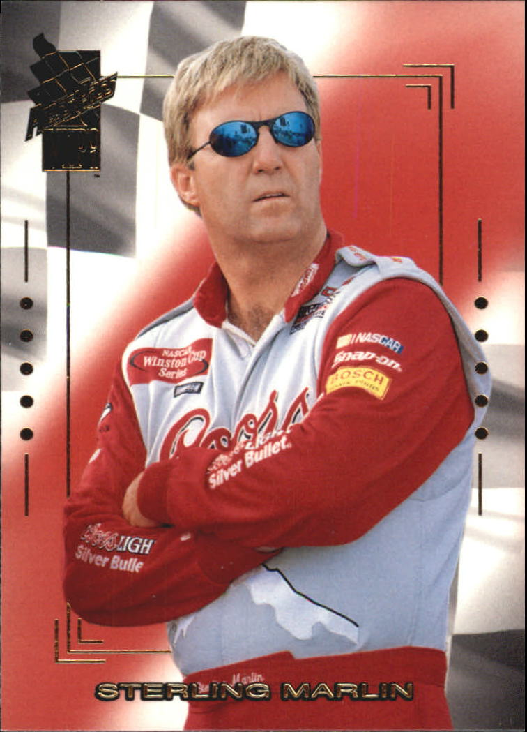 2001 VIP #16 Sterling Marlin