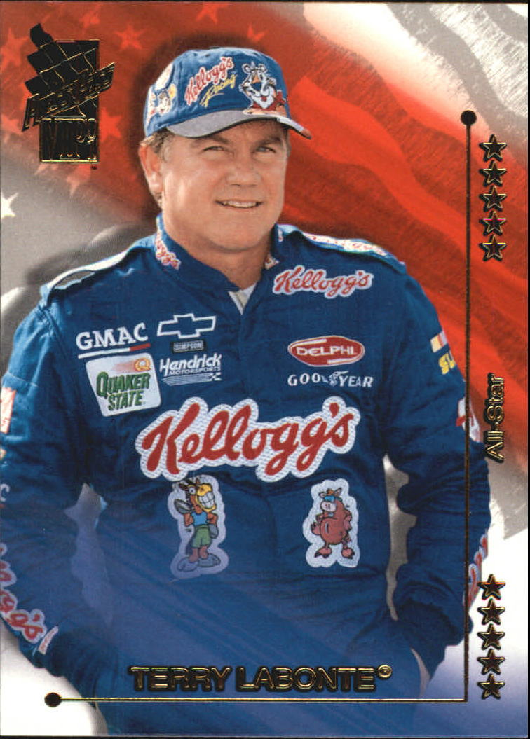 2001 VIP #39 Terry Labonte AS