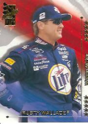 2001 VIP #41 Rusty Wallace AS