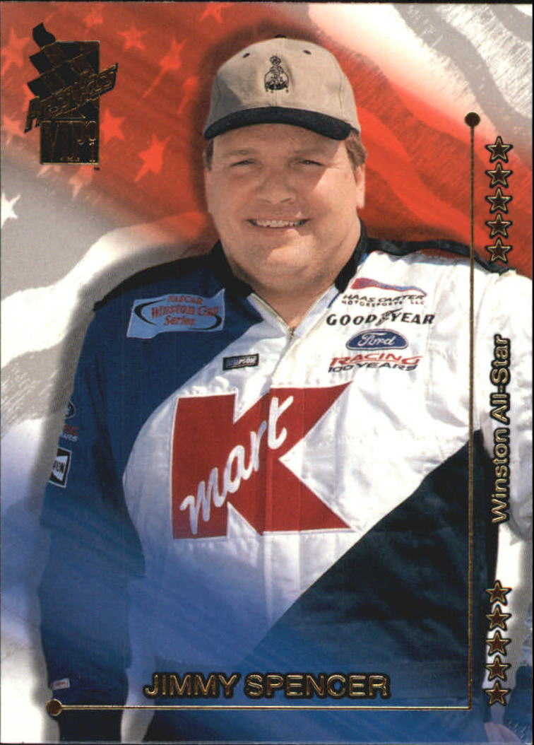 2001 VIP #44 Jimmy Spencer AS