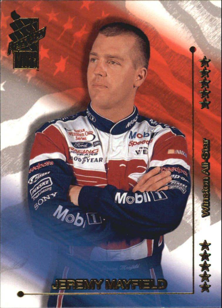 2001 VIP #47 Jeremy Mayfield AS
