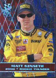 2001 VIP Explosives #38 Matt Kenseth RT