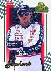 2001 Press Pass Premium #3 Dale Earnhardt