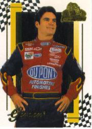 2001 Press Pass Premium #6 Jeff Gordon