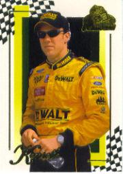 2001 Press Pass Premium #10 Matt Kenseth