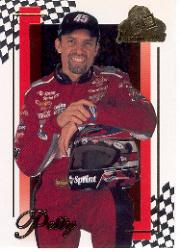 2001 Press Pass Premium #19 Kyle Petty