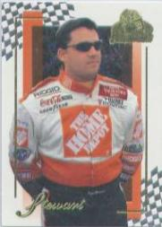 2001 Press Pass Premium #25 Tony Stewart