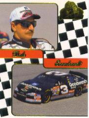 2001 Press Pass Premium #30 Dale Earnhardt