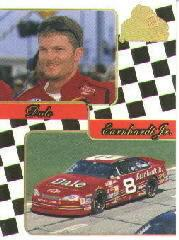 2001 Press Pass Premium #32 Dale Earnhardt Jr.