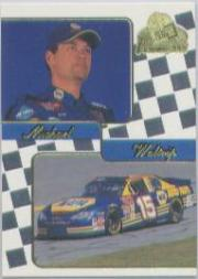2001 Press Pass Premium #33 Michael Waltrip
