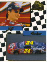 2001 Press Pass Premium #36 Jeff Gordon