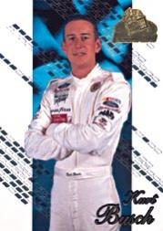 2001 Press Pass Premium #46 Kurt Busch CRC