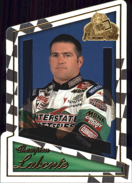 2001 Press Pass Premium #54 Bobby Labonte CC