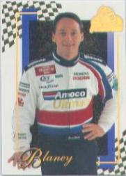 2001 Press Pass Premium Gold #24 Dave Blaney