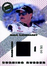 2001 Press Pass Burning Rubber Drivers #BRD3 Dale Earnhardt/90