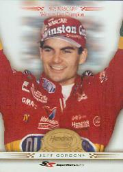 2001 Super Shots Hendrick Motorsports #H10 Jeff Gordon