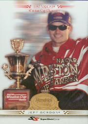 2001 Super Shots Hendrick Motorsports #H15 Jeff Gordon