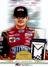 2001 Super Shots Hendrick Motorsports #H19 Jeff Gordon