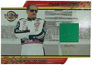 2001 Wheels High Gear Flag Chasers Green #FC3 Dale Earnhardt