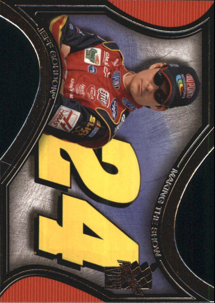 2001 VIP Making the Show #12 Jeff Gordon