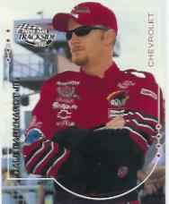 2001 Press Pass Trackside #1 Dale Earnhardt Jr.