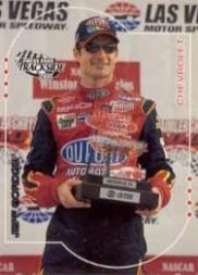 2001 Press Pass Trackside #2 Jeff Gordon