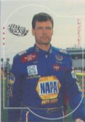 2001 Press Pass Trackside #11 Michael Waltrip