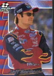 2001 Press Pass Stealth #28 Jeff Gordon