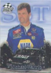 2001 Press Pass Stealth #72 Michael Waltrip SST CL