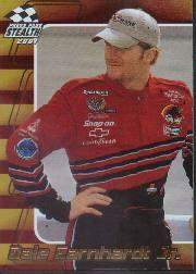 2001 Press Pass Stealth Holofoils #13 Dale Earnhardt Jr.