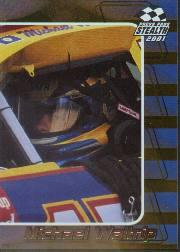 2001 Press Pass Stealth Holofoils #18 Michael Waltrip