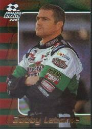 2001 Press Pass Stealth Holofoils #19 Bobby Labonte