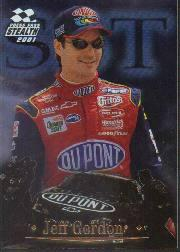 2001 Press Pass Stealth Holofoils #65 Jeff Gordon SST
